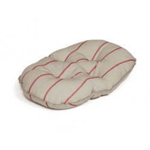Luxury Quilted Mattress Dog Bed - Herringbone