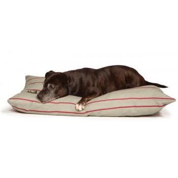 Deep Duvet Dog Bed - Heritage Herringbone