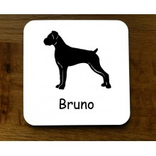 Personalised Dog Breed Coasters