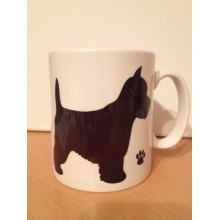 Personalised Ceramic Dog Breed Mug
