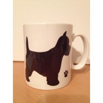 Personalised Ceramic Dog Breed Mug