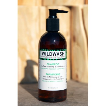 Wildwash Dog Shampoo For Deep Cleaning And Deodorising