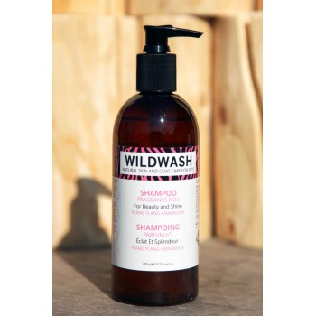 WildWash Natural Pet Shampoo Fragrance No.1 -  Ylang Ylang and Magnolia