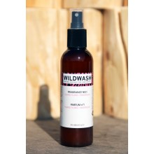 WildWash pH Balanced Natural Dog Perfume Fragrance No.1 - Ylang Ylang and Magnolia.