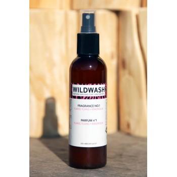 WildWash pH Balanced Natural Dog Perfume Fragrance No.1 - Ylang Ylang and Magnolia.