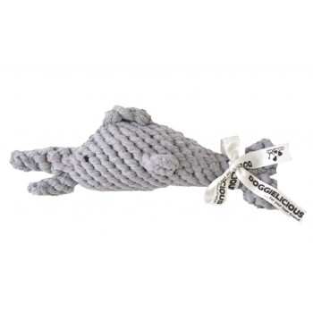 Dolly the Dolphin - Rope Dog Toy
