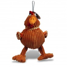 Henrietta the Hen Soft Dog Toy