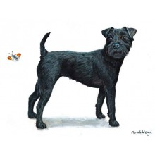 Patterdale Print by Meriel Burden