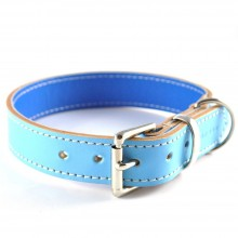 Classic Leather Buckle Collars