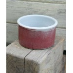 Handmade Ceramic Dog Water Bowl