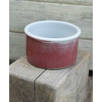 Handmade Ceramic Dog Water Bowl
