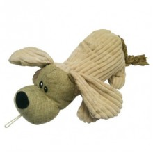 Dylan the Natural Soft Dog Toy