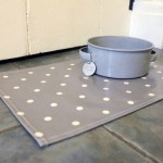 Dog Bowl Feed Mat